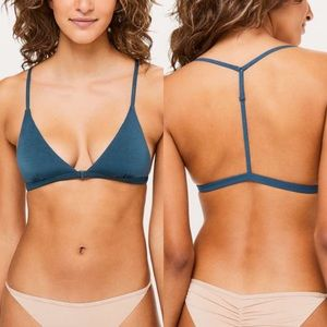 Lululemon Simply There Triangle Bralette